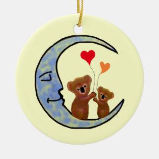 Goodnight Koala Moon Ornament