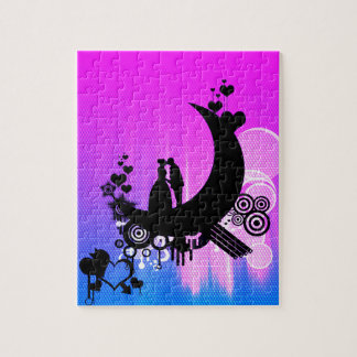 Goodnight Moon Art --Puzzle Jigsaw Puzzle