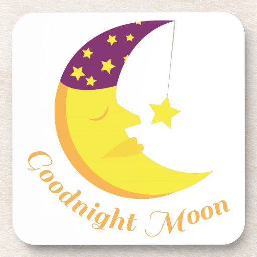 Goodnight Moon Drink Coasters