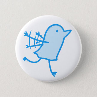 Goodnight / Oyasumi Punpun - Twitter 6 Cm Round Badge