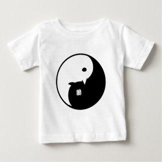 Goodnight / Oyasumi Punpun - Yin Yang Baby T-Shirt