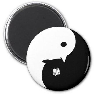 Goodnight / Oyasumi Punpun - Yin Yang Magnet