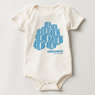 Goods for Good Baby Bodysuit