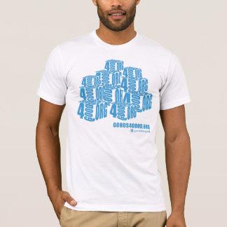 Goods for Good Men's T-Shirt