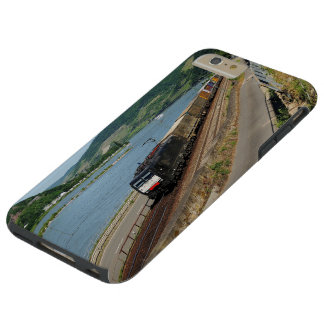Goods train in ASS one ASS on the Rhine Tough iPhone 6 Plus Case