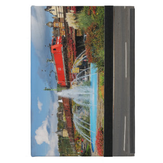 Goods train in Linz on the Rhine iPad Mini Case