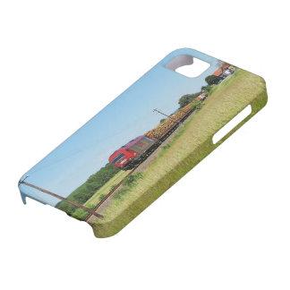 Goods train in Simtshausen iPhone 5 Case