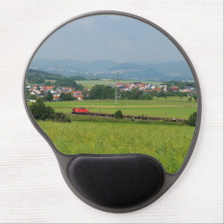 Goods train with Birkenbringhausen Gel Mouse Pad