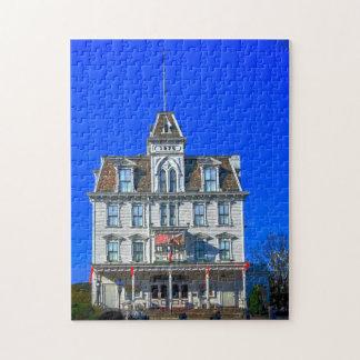 Goodspeed Opera House. Jigsaw Puzzle