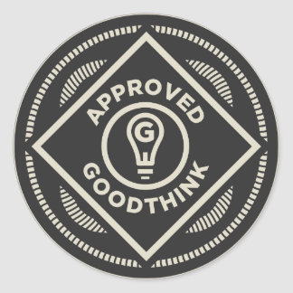 Goodthink Approved Sticker