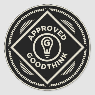 Goodthink Approved Sticker Set