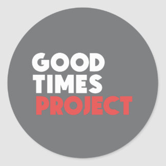 Goodtimes Project Stickers