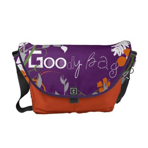 Goody Bag Messenger bag