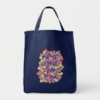 Goody Goody Gumdrops Grocery Tote Bag