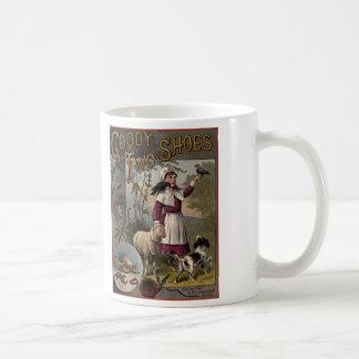 Goody Two Shoes Cover 1888 Coffee Mug