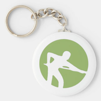 Goof Ball Logo Products Keychain