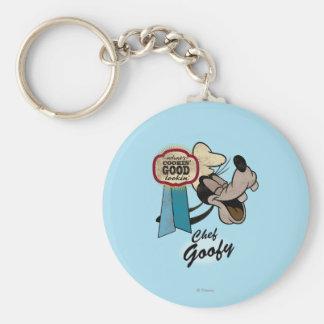 Goofy | Chef Key Ring