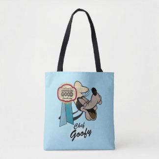 Goofy | Chef Tote Bag