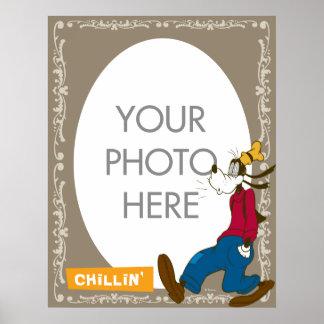 Goofy Customizable Poster