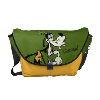 Goofy - Did I do that? Messenger Bag