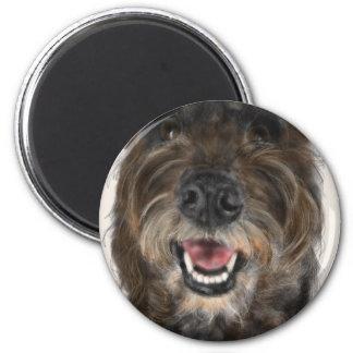 Goofy Dog Magnet