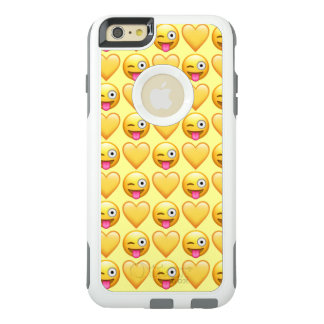 Goofy Emoji iPhone 6 Plus Otterbox Case