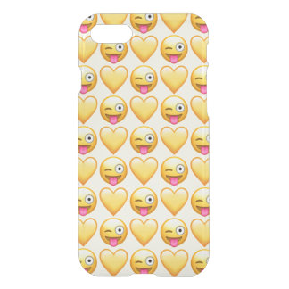 Goofy Emoji iPhone 8/7 Clearly™ Case