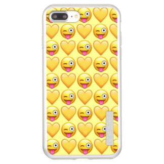 Goofy Emoji iPhone 8 Plus/7 Plus Incipio DualPro Shine iPhone 8 Plus/7 Plus Case