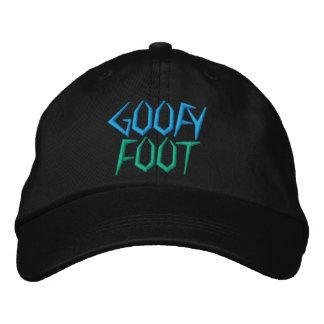 GOOFY  FOOT cap