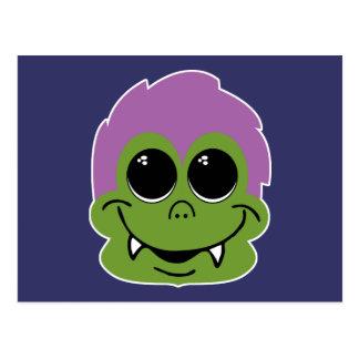 Goofy Goblin Postcard