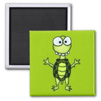 Goofy Turtle Magnet