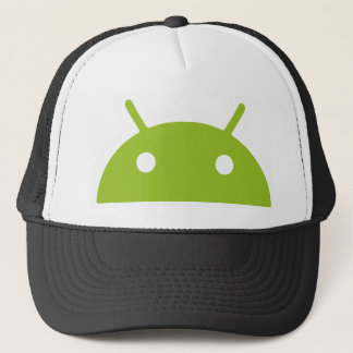 Google Android Trucker Cap