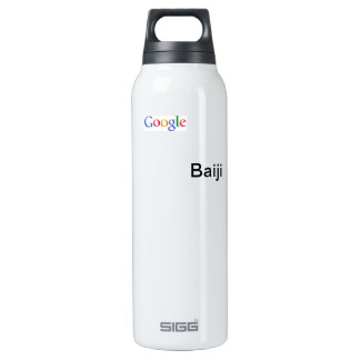 Google Baiji 0.5L Insulated SIGG Thermos Water Bottle