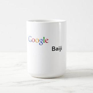 Google Baiji Mug
