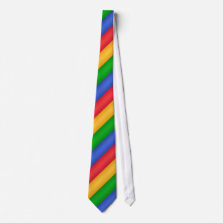 Google Colors Tie #2