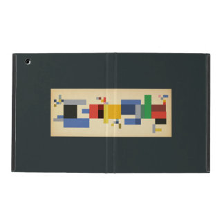 Google Doodle Fan Art - S.Taeuber-Arp's 127th BDay Covers For iPad