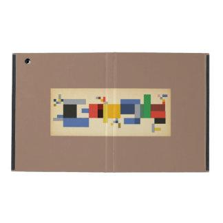 Google Doodle Fan Art - S.Taeuber-Arp's 127th BDay iPad Case