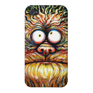 Google Eyed Monster Iphone 4 Case