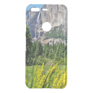 """Google Pixel 5"""" Clearly™ Deflector Case Yosemite"""