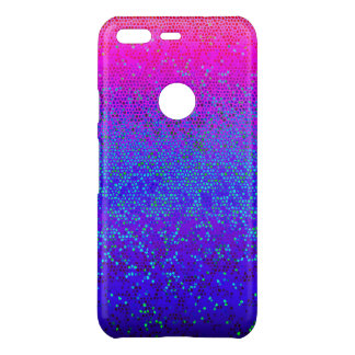 Google Pixel Case Glitter Star Dust