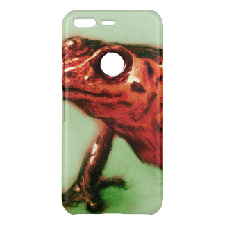 Google Pixel X/XL colorful case - Frog