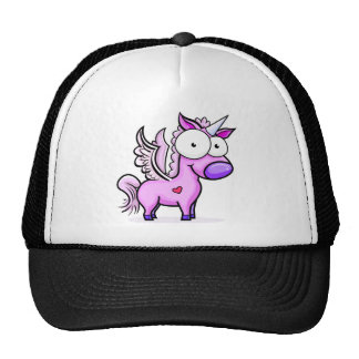 Googly_Eyed_Unicorn Cap