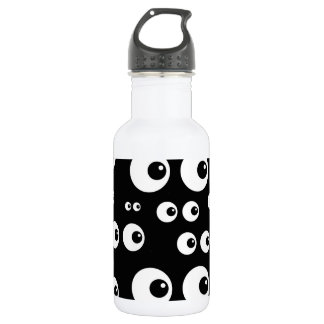 Googly Eyes 532 Ml Water Bottle