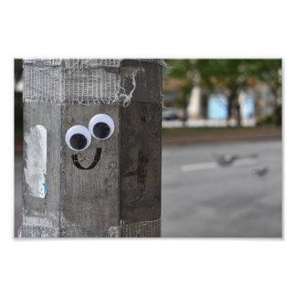 Googly Eyes Eyeballs New York City Photography NYC Photo Print