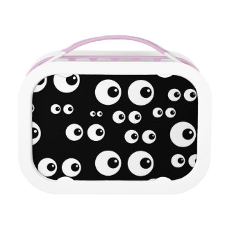 Googly Eyes Lunch Box