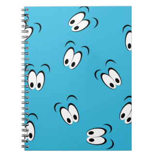 Googly Eyes Notebook