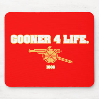 Gooners 4 Life Mouse Mat
