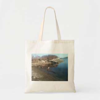 Goose and Ducks Budget Tote Bag