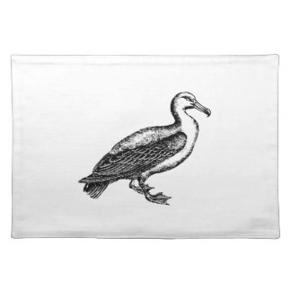 Goose Bird Collection Placemat