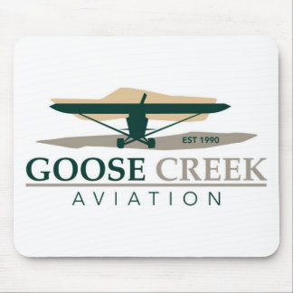Goose Creek Aviation Mouse Pad